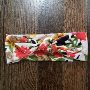 Other - Knotted Flower Headband